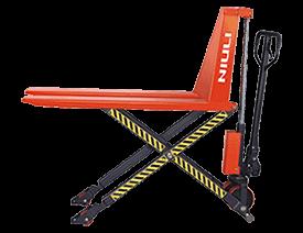 Scissor Lift Pallet Truck png
