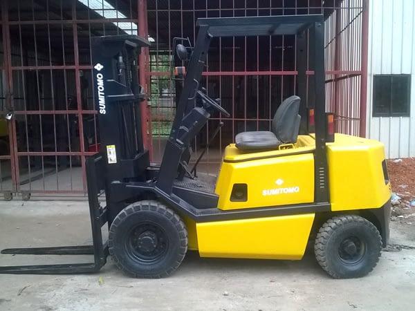 Sumitomo Forklift 2.5 Ton